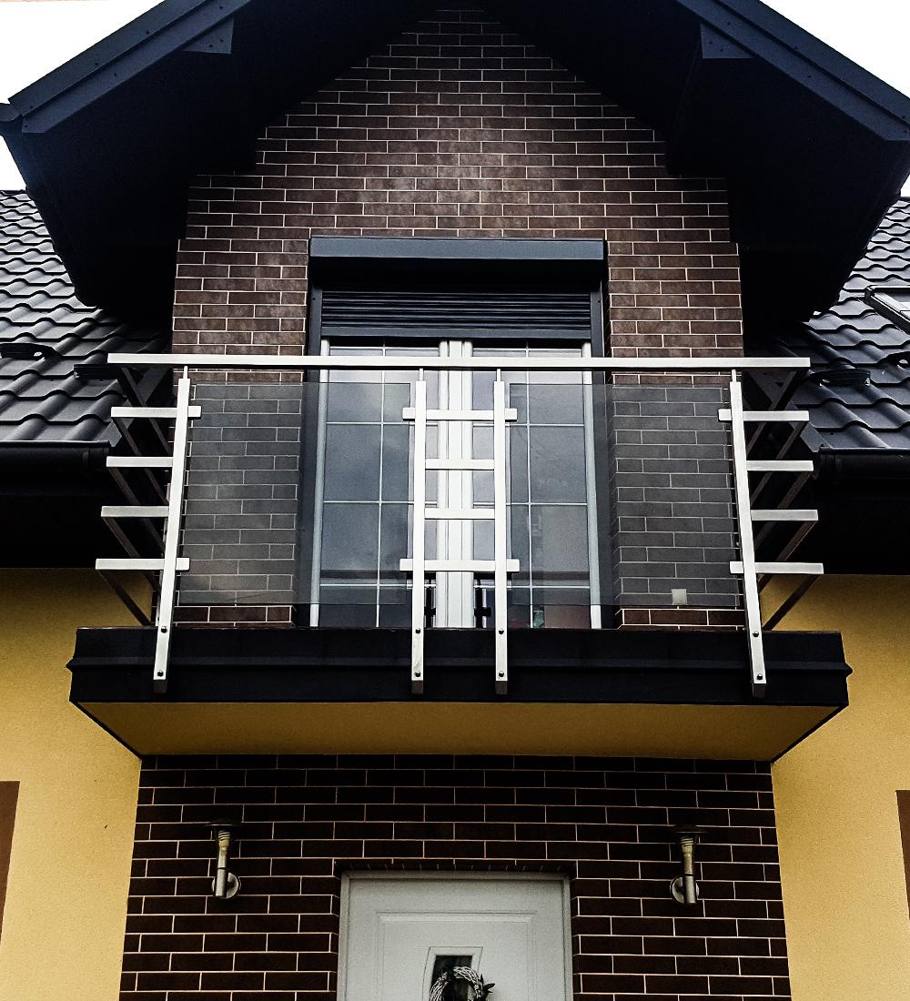 balkony i tarasy wyróżnik